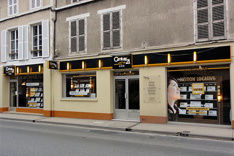 Agence immobilière CENTURY 21 Asm, 77120 COULOMMIERS